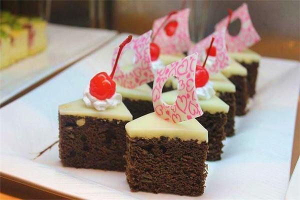 瑪努卡甜品是當天制作而成的