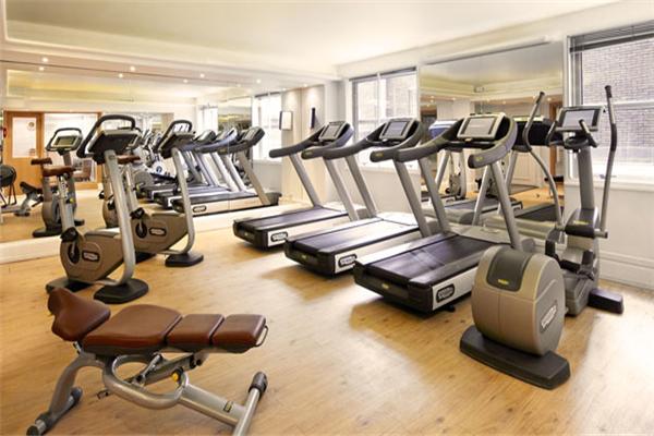 小型健身房加盟