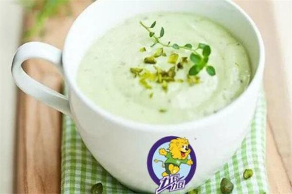 力豆力豆绿豆沙冰加盟