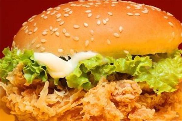 约克堡han堡炸鸡jia盟