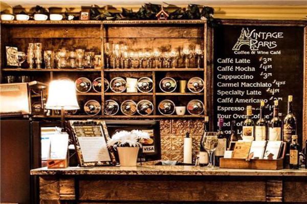 咖啡店加盟排行榜前十名