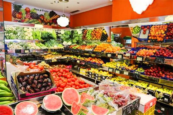shu果茂wang络水果超市加盟