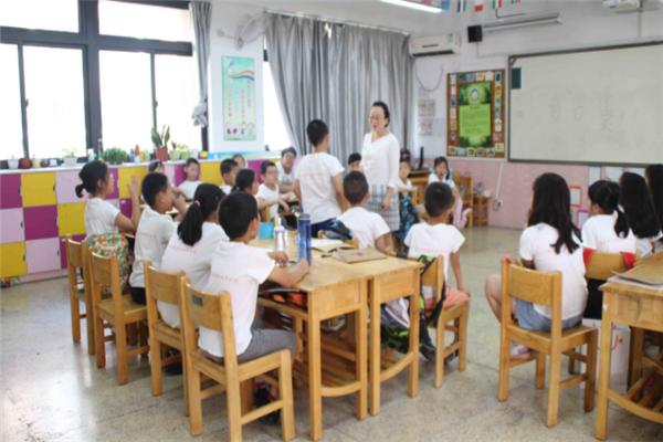 亲近母语文化教育加盟