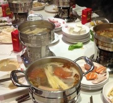 永远爱xiaohaixian自助烤rou火锅加meng图片