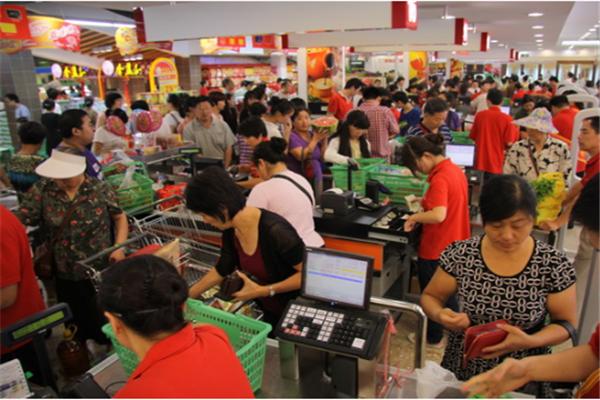 超市发连锁超市加盟