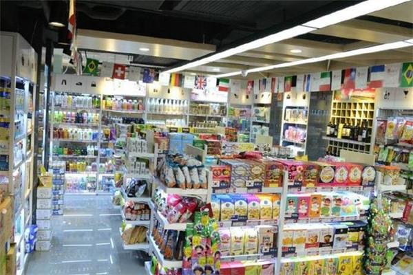 尚喜2元超市加盟