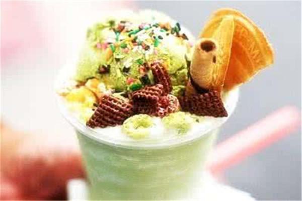 冰客吧冰淇淋加盟