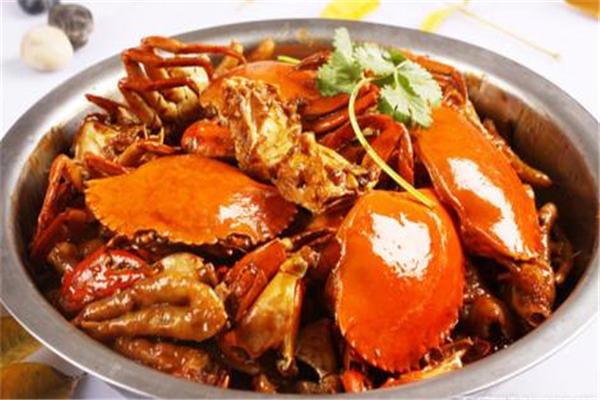蟹少爷肉蟹煲加盟