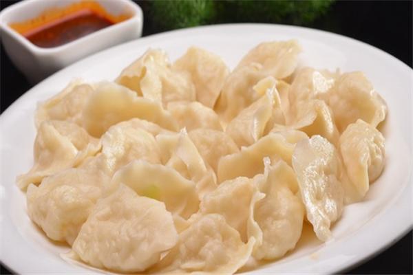 百家喜水饺加盟