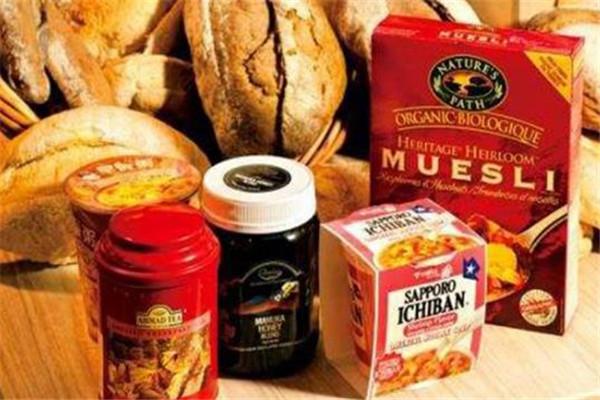 J&J KOREA 进口食品加盟