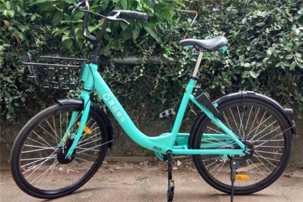 青桔共享单车加盟