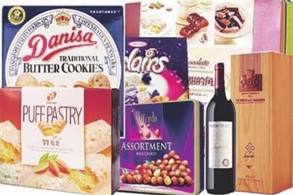 融奇进口食品加盟