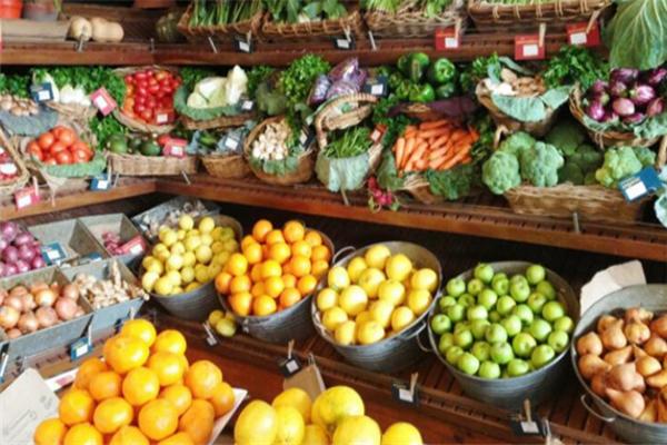 蔬果茂水果店加盟
