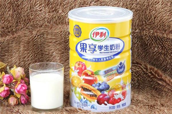 伊利羊奶粉品质生活馆加盟