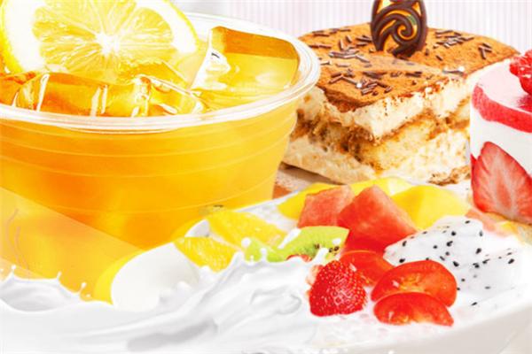芋颜台湾甜品加盟