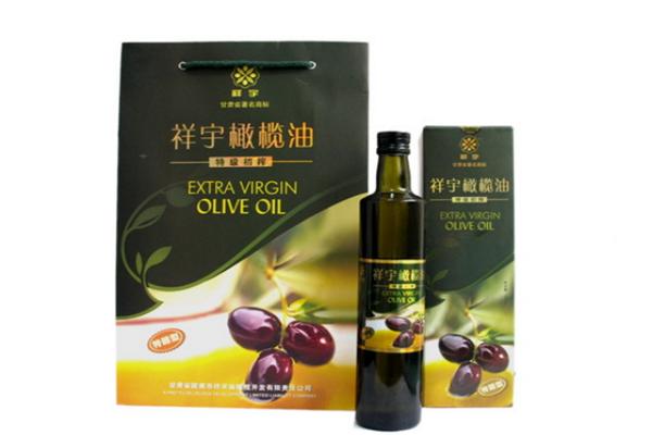 祥宇橄榄油加盟