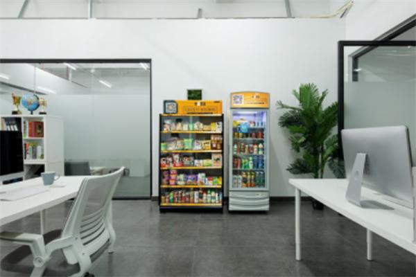 丰e足食自动贩卖机加盟