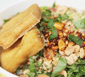 椒盐香豆腐加盟图片