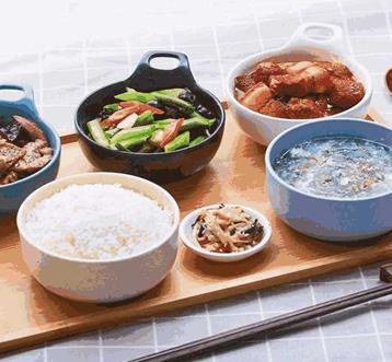 厨嬷嬷小碗菜加盟图片