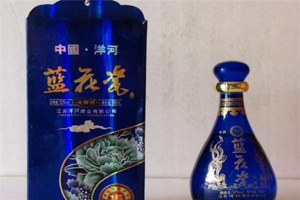 蓝花瓷酒加盟