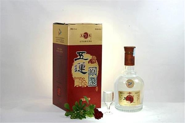 五莲原浆酒加盟