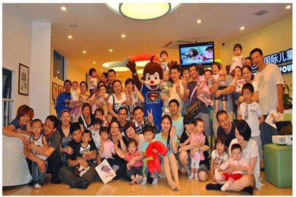 美吉姆国际儿童早教中心加盟