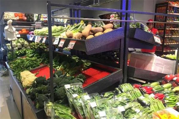 京小盒生活超市加盟