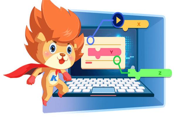 卡卡狮编程加盟