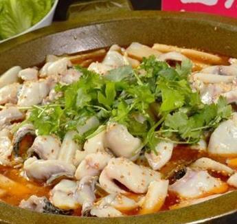 鱼巴鲜鲜香鱼火锅加盟图片