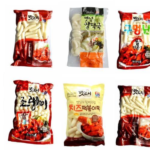 韩味源进口食品加盟图片