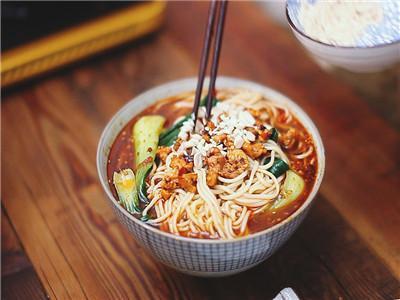 壹圆小麺重庆小面加盟图片
