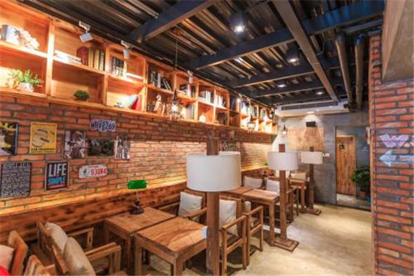 咖啡馆加盟店排行榜