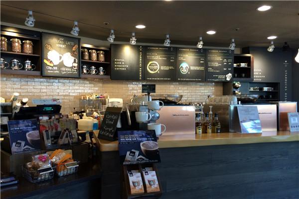 小型咖啡店加盟费用