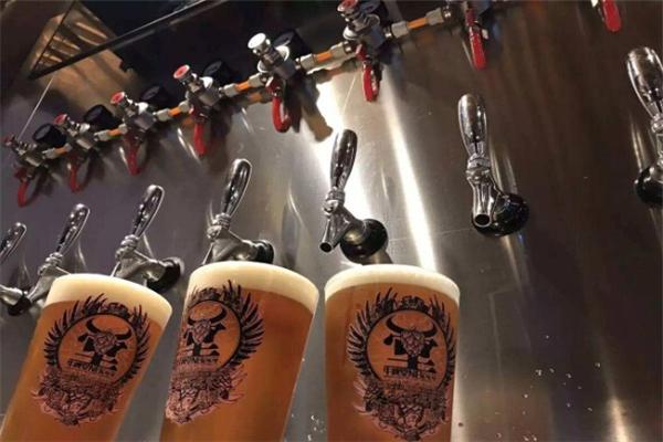 牛啤堂啤酒加盟