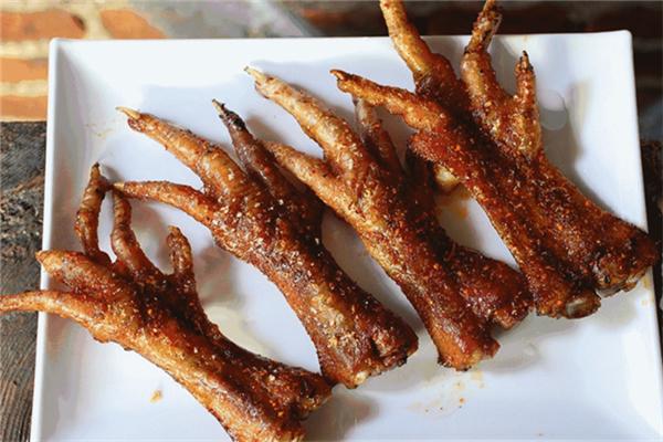 小国凤爪烧烤加盟