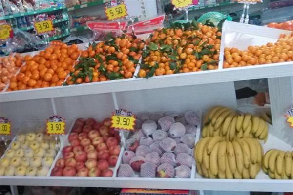 田农甜水果超市加盟