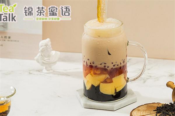 锦茶蜜语加盟