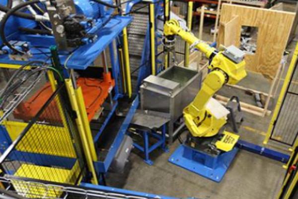 若卜工业机器人加盟