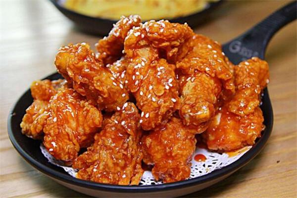 优米韩国炸鸡加盟