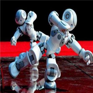 爸爸的工坊机器人教育加盟图片