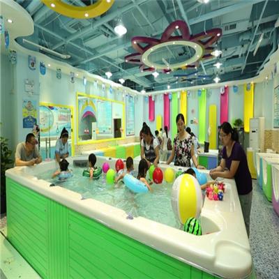 香港三五六一婴幼儿游泳馆加盟图片