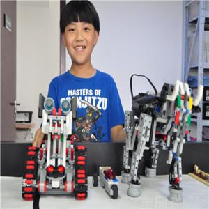 金智塔机器人教育加盟图片