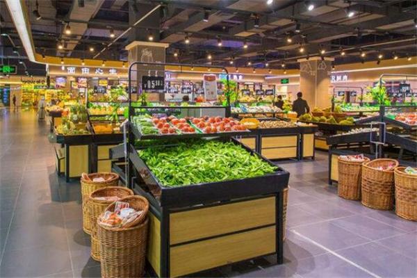 天天鲜生鲜连锁超市加盟