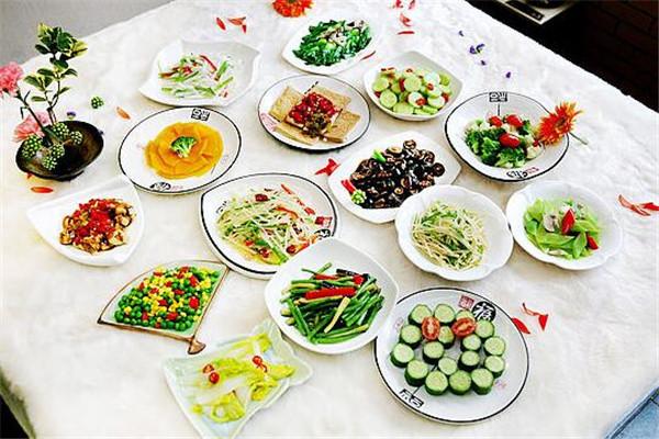 597素食餐厅加盟