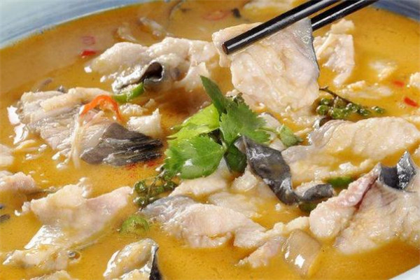 鱼盟酸汤鱼加盟