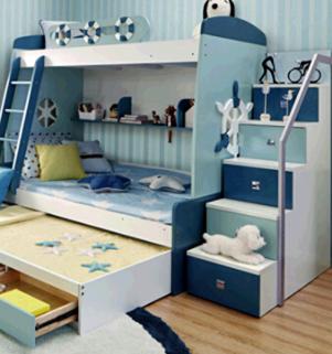 好孩子儿童家具加盟图片