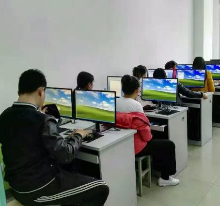 电脑培训加盟图片