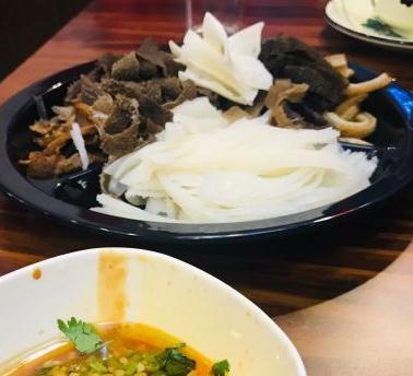 镇江卤味牛肉锅加盟图片
