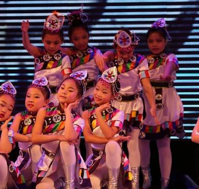 琢琳舞蹈加盟图片