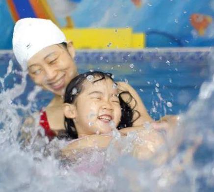 香港三八六一婴幼儿游泳馆加盟图片
